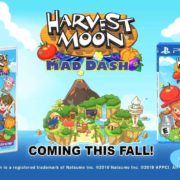 『Harvest Moon: Mad Dash』のDebut Trailerが公開!