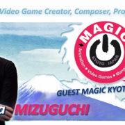 モナコ発の漫画アニメゲーム国際会議「Magic」の京都版「Magic Kyoto 2019」が2019年11月6日に開催されることが発表に!