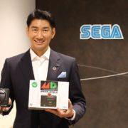 『メガドライブ ミニ』の発売を記念して里見CEOよりメッセージが公開!
