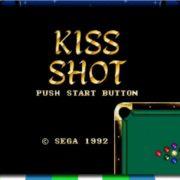 『メガドライブ ミニ』の「ゲームのかんづめ お徳用」に隠しゲーム「KISS SHOT」が収録されていることが発表!