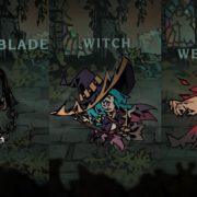 『MISTOVER』の攻撃型クラス(シャドーブレード &ウィッチ &ウェアウルフ)の戦闘動画が公開!