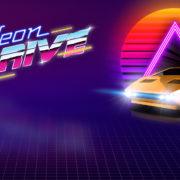Switch版『Neon Drive』が海外向けとして2019年9月19日に配信決定!80年代風アーケードゲーム
