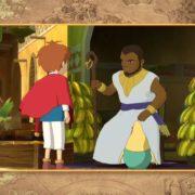 PS4&Switch&PC版『二ノ国 白き聖灰の女王』の紹介映像 2種類が公開!