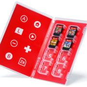 『Nintendo Switch カードケース (8枚収納)』がマイニンテンドーのプラチナポイント交換ギフトに登場!