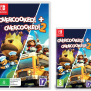 Switch向けパッケージ版『Overcooked! + Overcooked! 2』がヨーロッパの小売店に登録される!