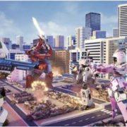 Switch版『オーバーライド 巨大メカ大乱闘 スーパーチャージエディション』が2019年12月12日に発売決定!!巨大ロボット対戦アクションゲーム