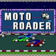 『PCエンジン mini』の収録タイトル紹介映像No.6「Moto Roader」編が公開!