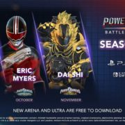 『Power Rangers: Battle for the Grid』のSeason Two Pass トレーラーが公開!
