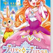 Switch用ソフト『プリティ・プリンセス マジカルコーディネート』が2019年12月5日に発売決定!