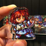 インドアからカプセルトイ『ぷよぷよ ピクセルマスコット』が「東京ゲームショウ2019」で先行販売決定!