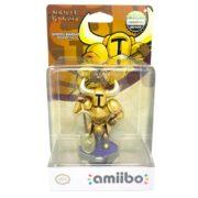 ゴールドのamiibo『Shovel Knight: Treasure Trove amiibo Gold Edition』が海外向けとして発売決定!