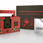 『SQUARE ENIX MUSIC RETRO GAME STYLE CARDBOARD SPEAKER & CHIPS SELECTION CD』の予約が開始!