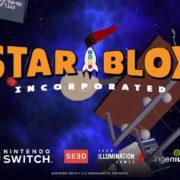 Switch用ソフト『StarBlox Inc.』が海外向けとして2019年10月18日に配信決定!