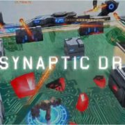 3D対戦STGアクション『Synaptic Drive』のゲームコンセプト紹介 Ver.1が公開!試遊レポートも