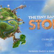 Switch版『The Tiny Bang Story』が海外向けとして2019年10月4日に発売決定!ポイントアンドクリック型のパズルアドベンチャー