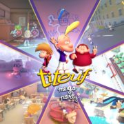 PS4&Xbox One&Switch&PC用ソフト『Titeuf Mega Party』の海外発売日が2019年11月21日に決定!