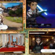 Apple Arcade用ソフト『バリアスデイライフ』のローンチトレーラーが公開!「オクトパストラベラー」や「ブレイブリーデフォルト」のチームが手がける完全新作RPG