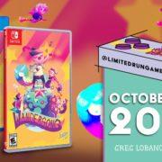 ミュージカル横スクロールアクションゲーム『Wandersong』のPS4&Switch向けパッケージ版がLimited Run Gameから発売決定!