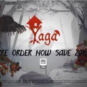 PS4&Xbox One&Switch&PC用ソフト『Yaga』の海外配信日が2019年11月に決定!ダークで笑いたっぷりのアクションRPG