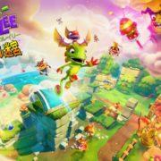 Switch用ソフト『Yooka-Layleeとインポッシブル迷宮』が2019年10月8日に国内配信決定!