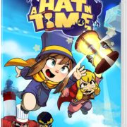 Switch版『A Hat in Time』の海外向けパッケージ版の発売日が2019年10月18日から11月8日に延期に!