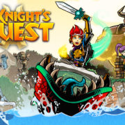 『A Knight's Quest』の海外配信日が2019年10月10日に決定!壮大なスケールで繰り広げられる豪華なアクションアドベンチャー