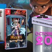 「魔界村」ライクな2Dアクションゲーム『Battle Princess Madelyn』のパッケージ版がLimited Run Gamesから発売決定!
