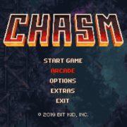 『Chasm』のアーケードモード トレーラーが公開!