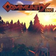 Switch版『Community Inc』が海外向けとして発売決定!都市建設・開発系マネージメントシム