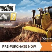 Switch版『Construction Simulator 2 US – Console Edition』の海外配信日が2019年11月6日に決定!大人気の建設シミュレータ