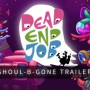 PS4&Xbox One&Switch&PC用ソフト『Dead End Job』が海外向けとして2019年12月13日に配信決定!ツインスティックシューターゲーム