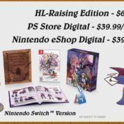 『Disgaea 4 Complete+: HL-Raising Edition』の開封動画が公開!