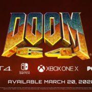 『DOOM 64』のアナウンストレーラーが公開!