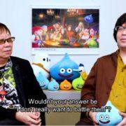 『ドラゴンクエストXI 過ぎ去りし時を求めて S』の発売を記念して堀井さんと岡本さんへの質問動画が公開!