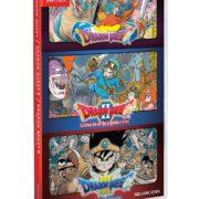 アジア向けSwitchパッケージ版『ドラゴンクエスト 1~3』の正式なボックスアートが公開!