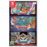 東南アジア向けSwitchパッケージ版『ドラゴンクエスト 1~3』の発売日が2019年10月24日に決定!