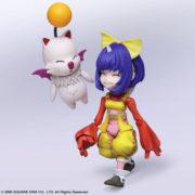 『FINAL FANTASY IX BRING ARTS エーコ・キャルオル & クイナ・クゥエン』が2020年2月に発売決定!