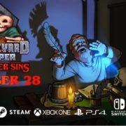 『Graveyard Keeper』のDLC「Stranger Sins」の配信日が2019年10月28日に決定!