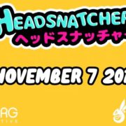 Switch&PC用ソフト『ヘッドスナッチャー』の海外配信日が2019年11月7日に決定!日本のバラエティ番組からインスピレーションを受けたオンライン対応のパーティーゲーム