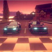 PS4&Xbox One&Switch&PC用ソフト『Inertial Drift』が海外向けとして2020年春に発売決定!90年代のレトロな未来を舞台にしたアーケードレーサーゲーム
