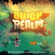 【更新】Switch版『Juicy Realm』の配信日が2019年11月7日に決定!アニメ風ローグライクアクションゲーム