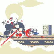 Switch&PC用ソフト『Kunai』が海外向けとして2020年初頭に発売決定!忍者+メトロイドヴァニアスタイルのアクションゲーム