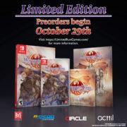 PS4&Switch『マーセナリーズウィングス 偽りの不死鳥』のパッケージ版がLimited Run Gamesから発売決定!