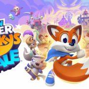 Switch用ソフト『New Super Lucky's Tale』が2019年11月8日に国内発売決定!クラシックスタイルの3Dアクションアドベンチャーゲーム