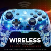 スケルトン仕様のSwitch用ワイヤレスコントローラー『Afterglow Wireless Deluxe Controller for Nintendo Switch』が海外向けとして2019年11月26日に発売決定!