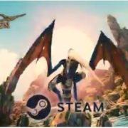 Steam版『パンツァードラグーン:リメイク』が今冬に発売決定!
