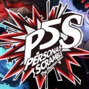 ペルソナシリーズ初のアクションRPG『ペルソナ5 スクランブル ザ・ファントムストライカーズ』の発売日が2020年2月20日に決定!本日より予約開始