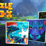Switch用『Puzzle Book』が海外向けとして2019年10月11日に配信決定!テーマ別に分けられた34種類のパズルが楽しめるジグソーパズルゲーム