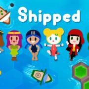Switch版『Shipped』の海外配信日が2019年10月11日に決定!ローカル・マルチプレイヤー海軍ゲーム