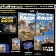 ニンテンドー64『Star Wars: Episode 1 Racer』がLimited Run Gamesから再リリース決定!